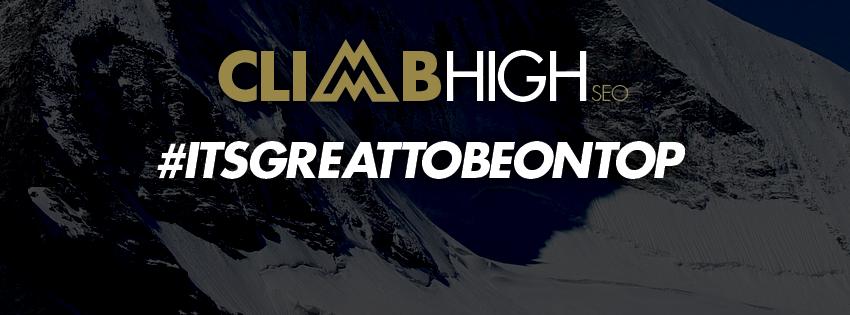 Climb High Facebook Cover 2