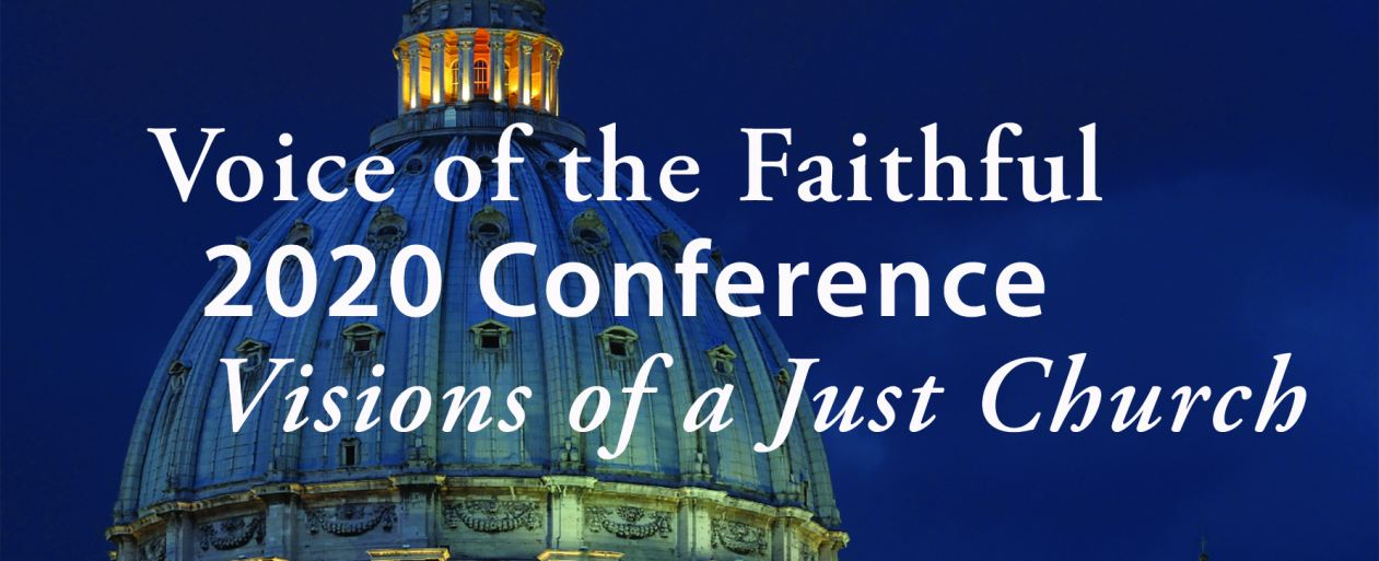 Voice of the Faithful 2020 Conference, Oct. 3