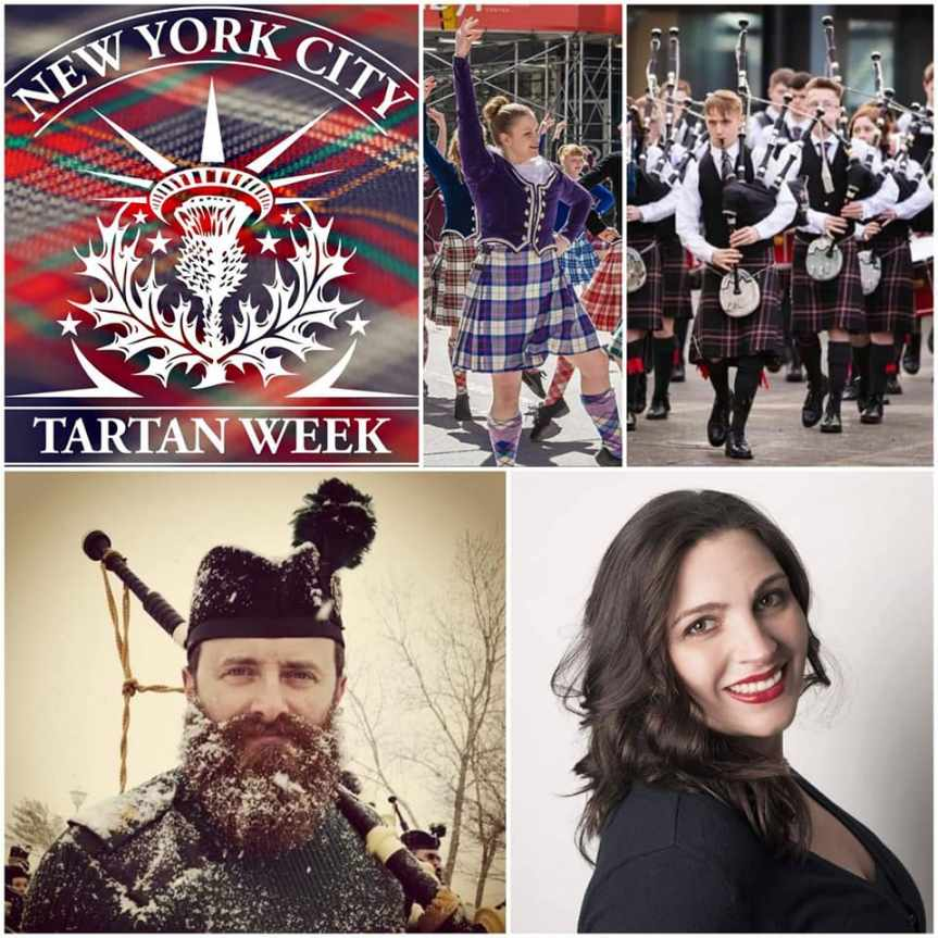 New York City Tartan Week 2020