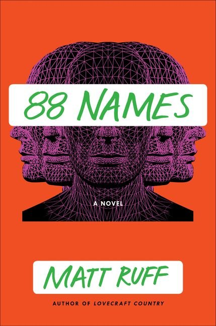 88 Names Book Cover