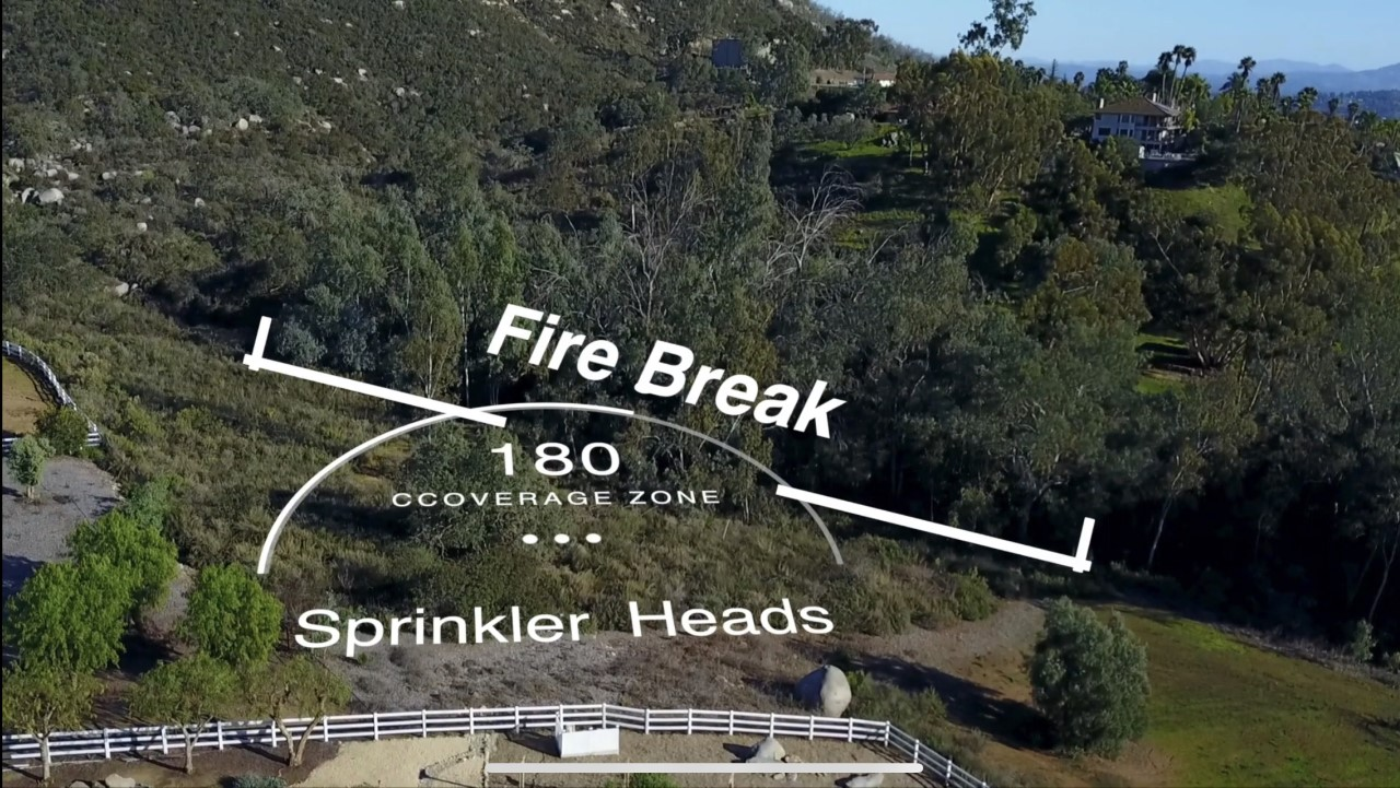 Mighty Fire Breaker Fire Break
