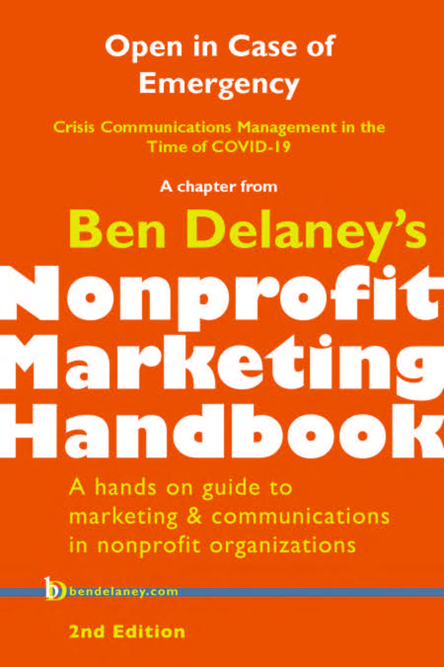 Free communications guide helps nonprofit leaders
