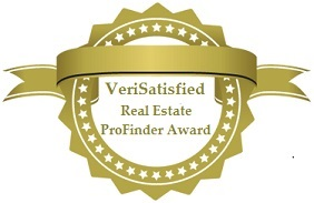 Verisatisfied Award badge