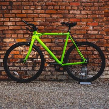 "FLX Bike's New Model ""The Babymaker"""