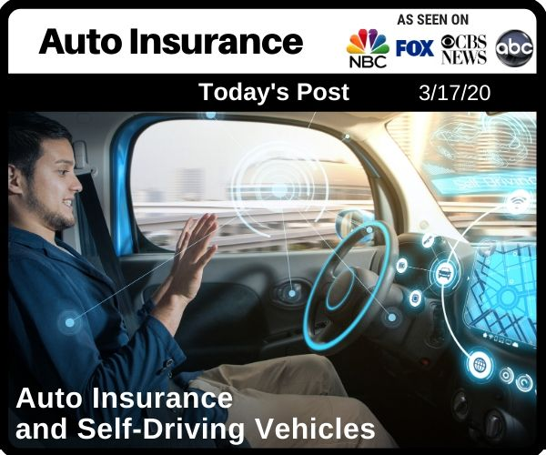 How Auto Insurance Works for Self-Driving...