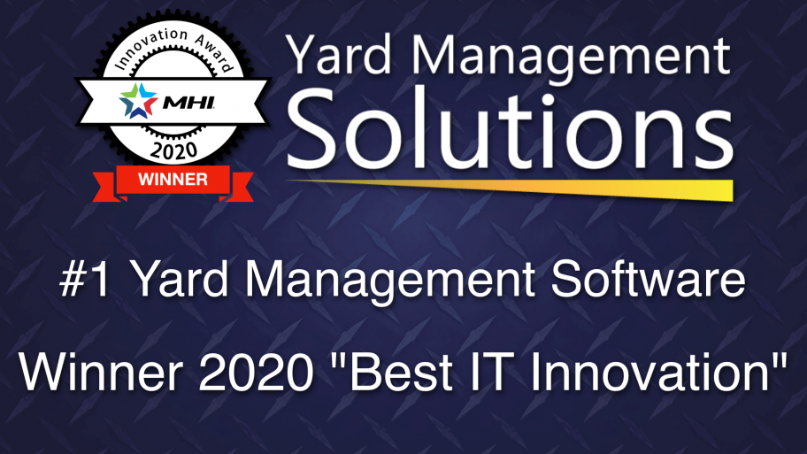 #1 Yard Management Software