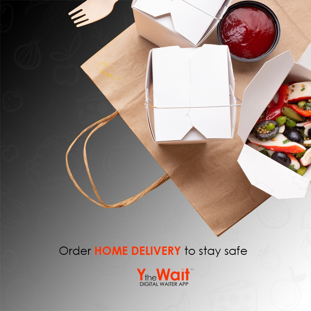 Prevent-Covid-19 Spread, Start Delivery Services
