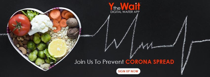 Ythewait Prevent-Corona-Spread