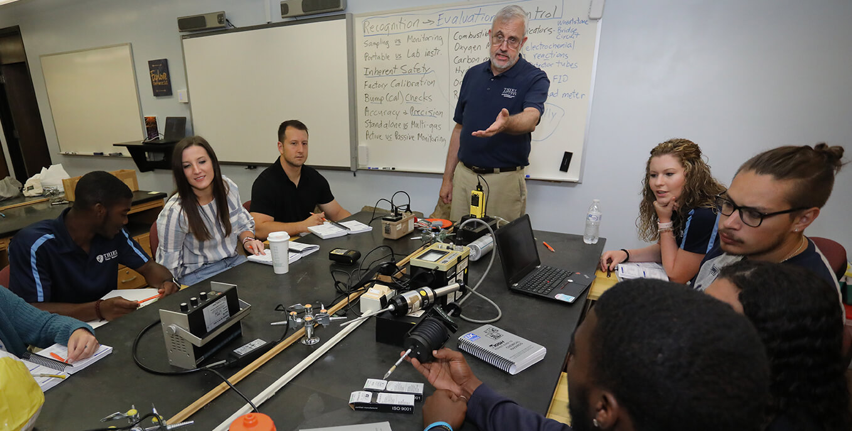 ESM at Thiel is built around environmental studies