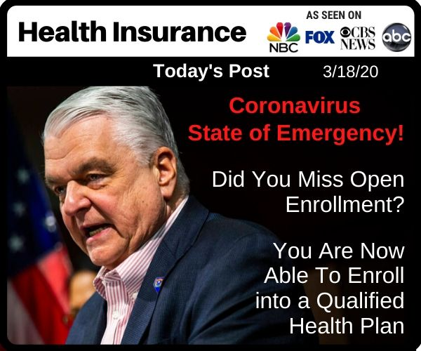 Did You Miss Health Insurance Open Enrollment...