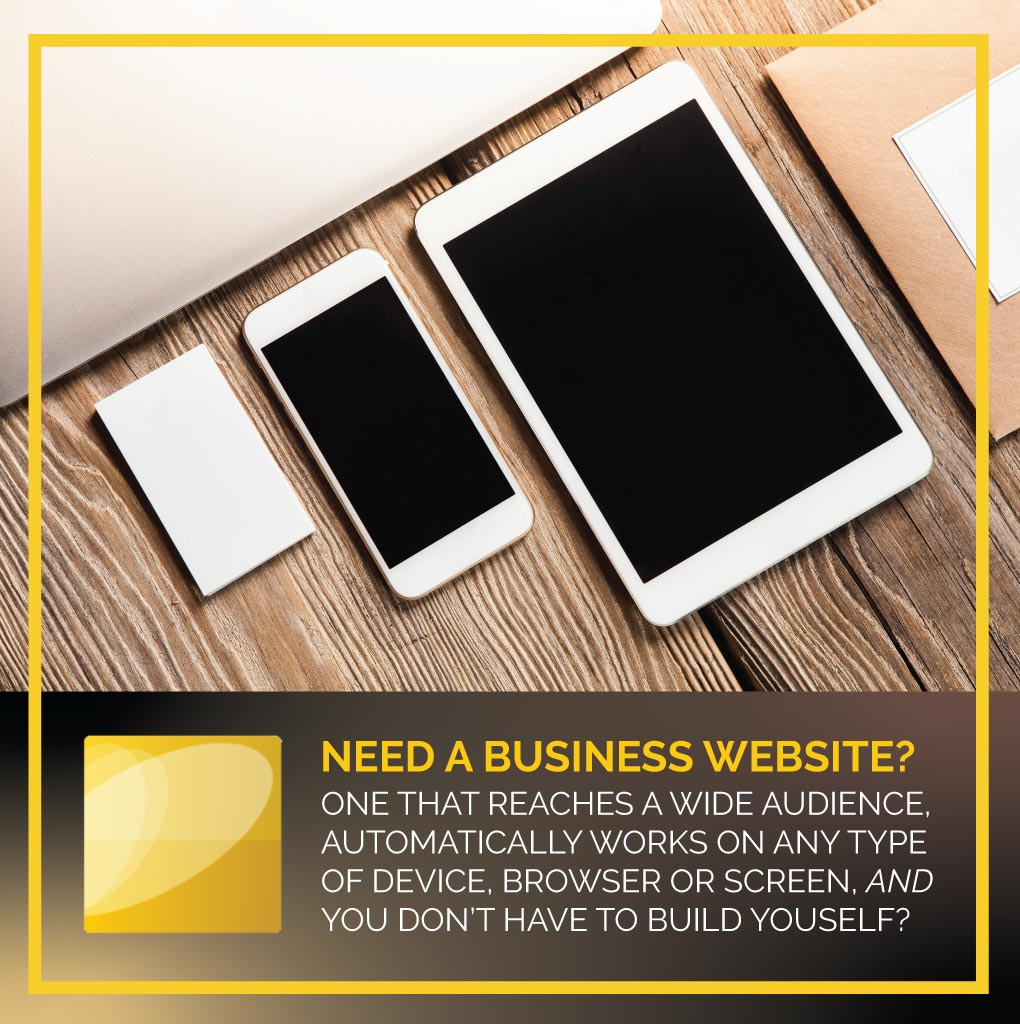 Need a business website?