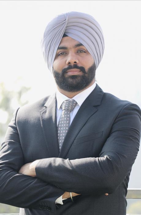 Simranjit Singh Grewal, CEO of Y the Wait