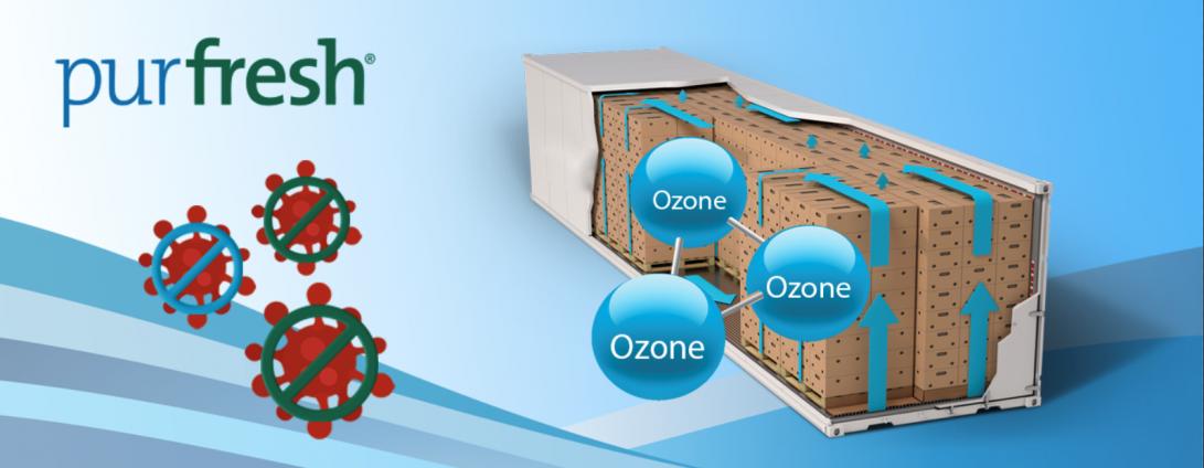 Corona Virus Purfresh Ozone 3 23 20