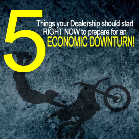 5 Things Your Powersports Dealer Should Start Now!