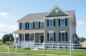 Only 8 homes remain at Traditions at Chesterfield.