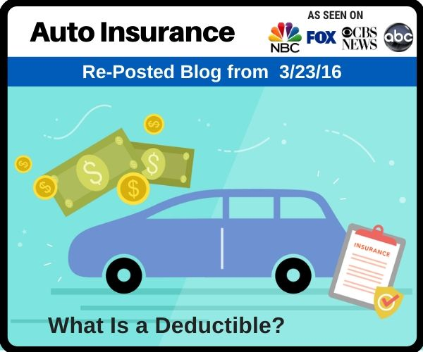 Auto Insurance | What Is a Deductible? -- Nevada Insurance ...