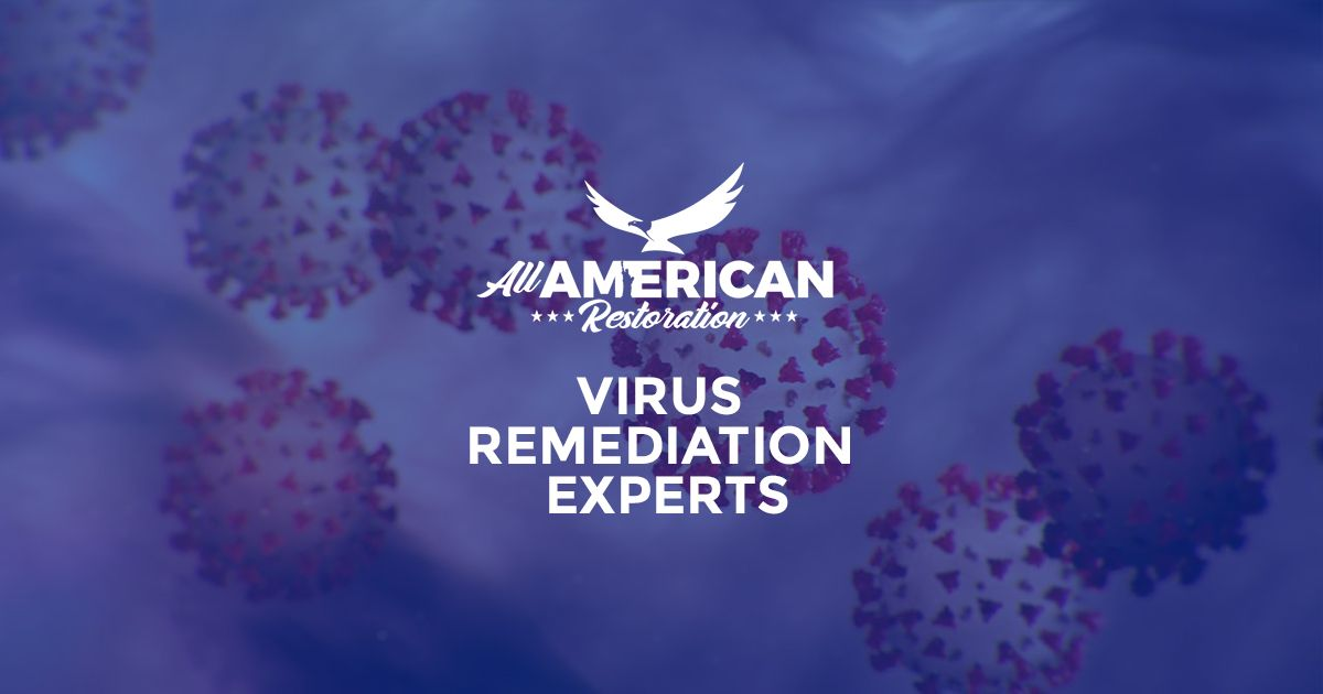 All American Restoration - Coronavirus Remediation