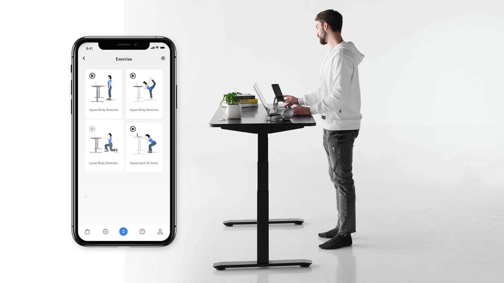 Smartdesk 4 App