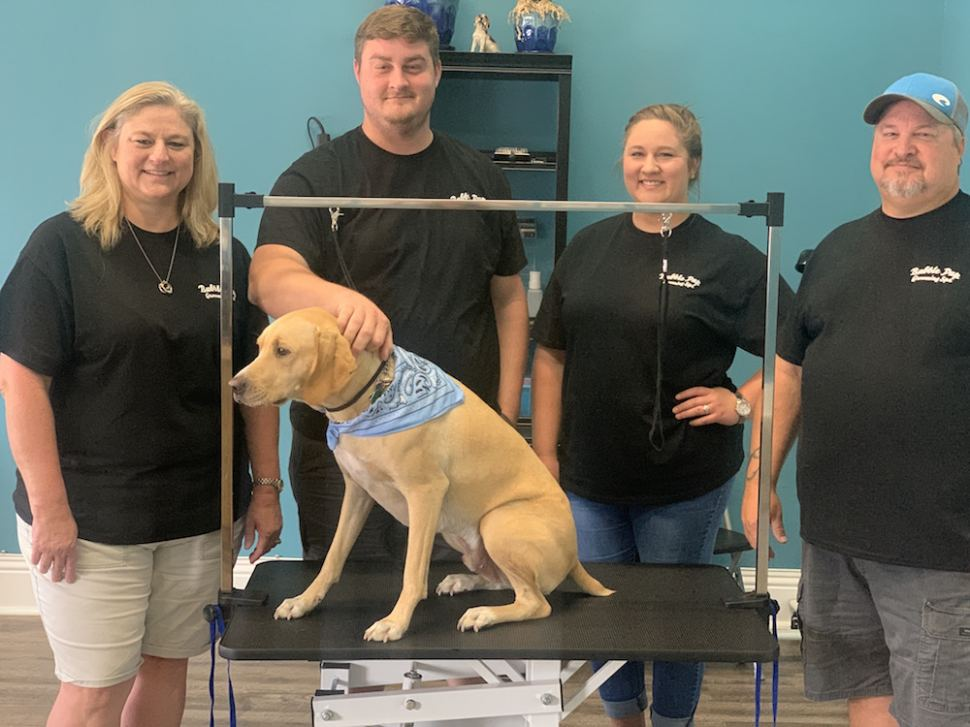 Bubble Pup Grooming Spa has opening in Palm Coast.