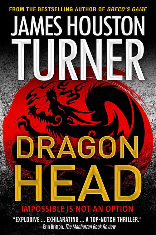 Dragon Head Book Cover