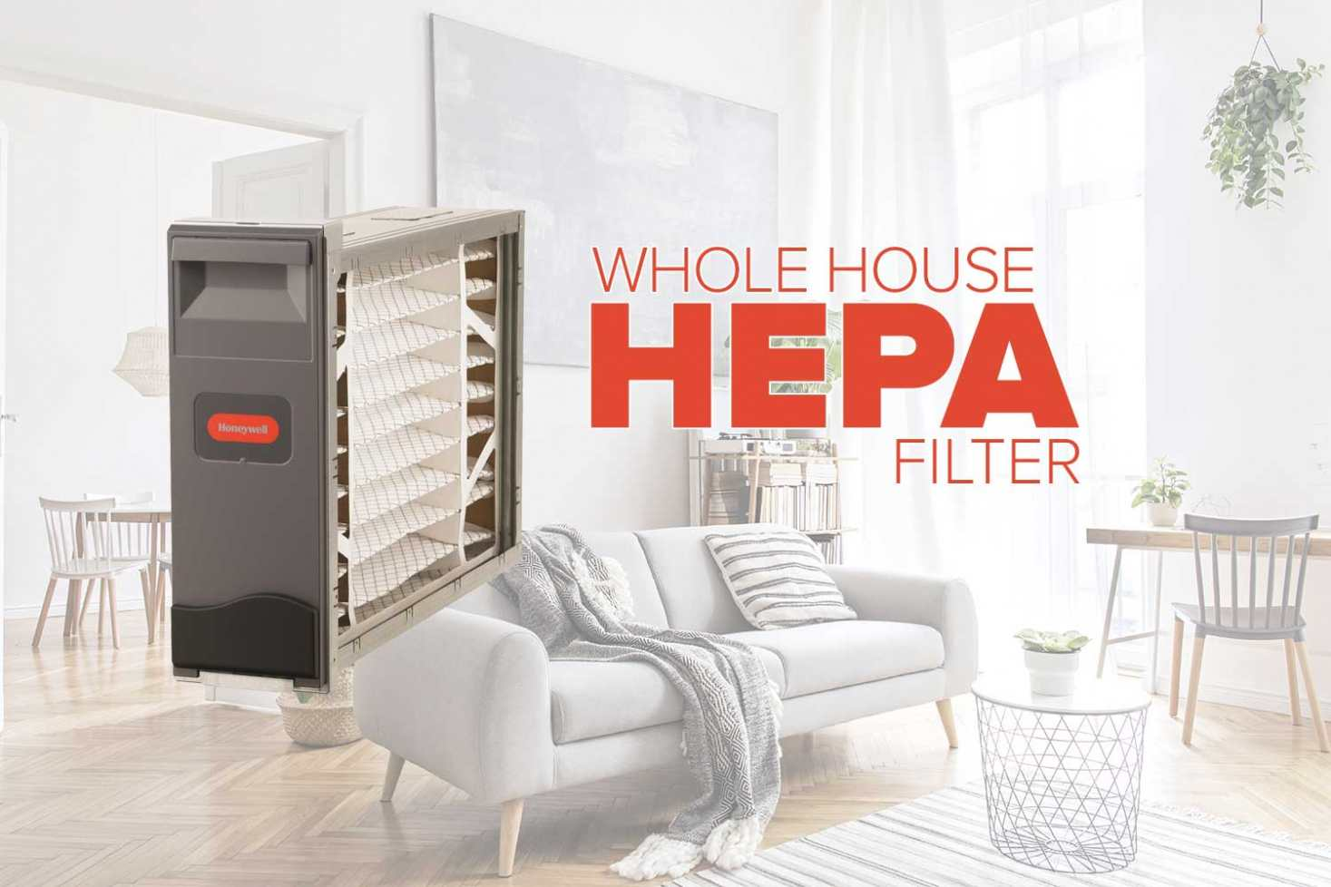 Healthy Home Whole House Hepa Filter