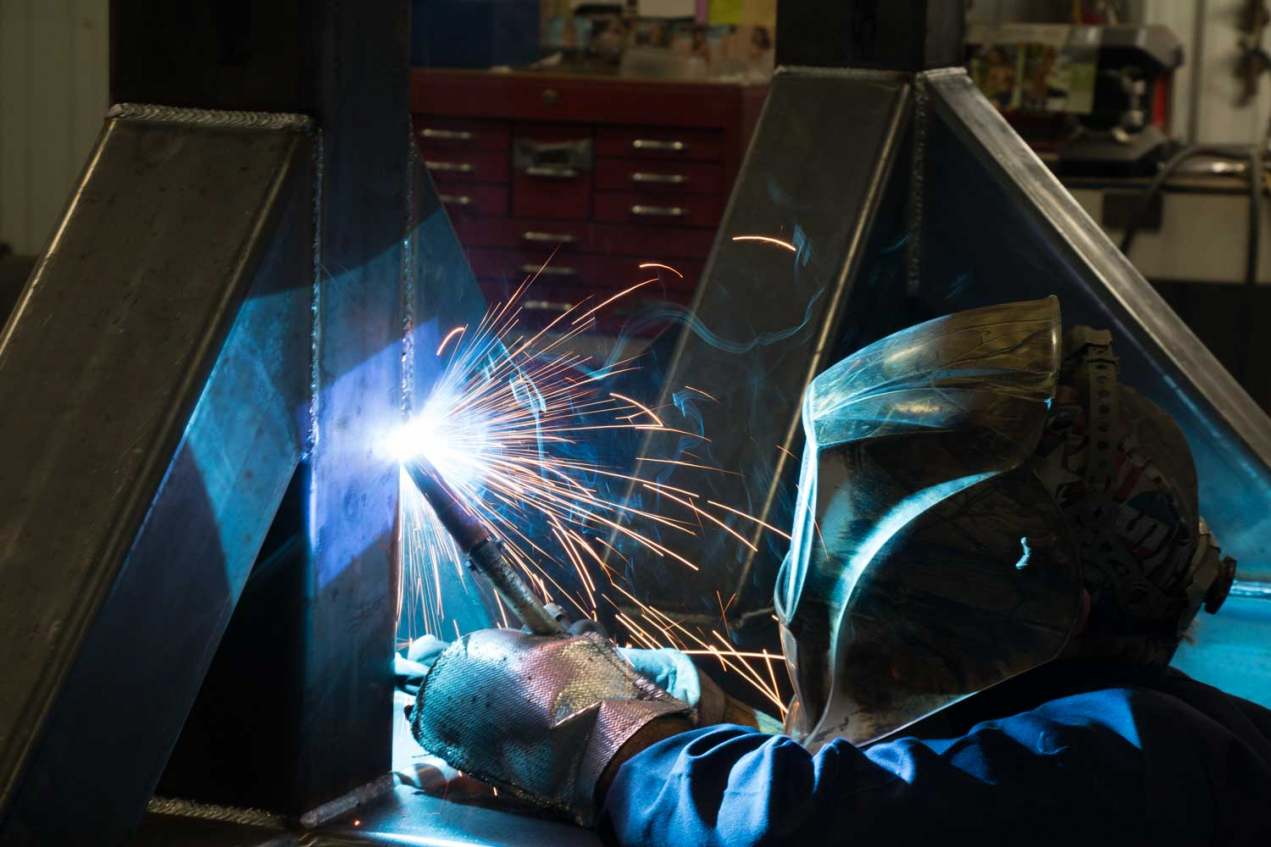 Precise metal fabrication