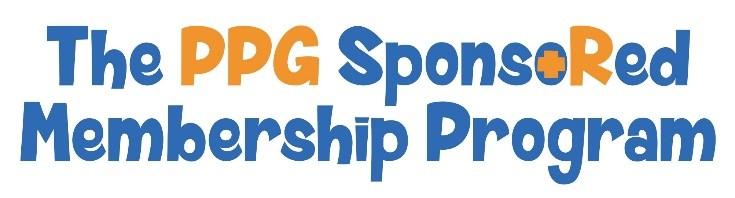PPG Member Sponsorship