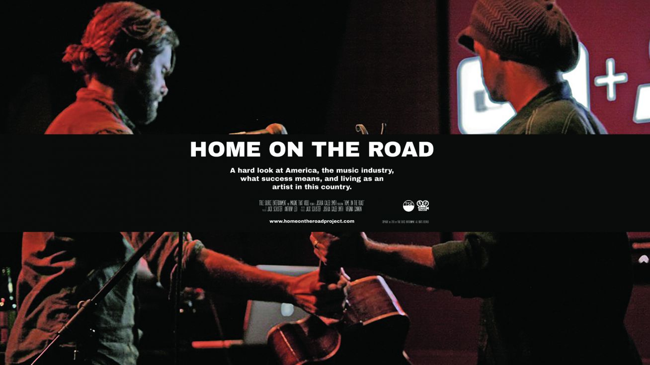 Home On The Road, YouTube Premier April 12, 2P CST