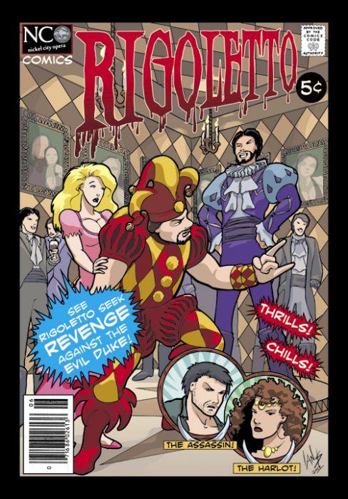 Rigoletto Live from NCO