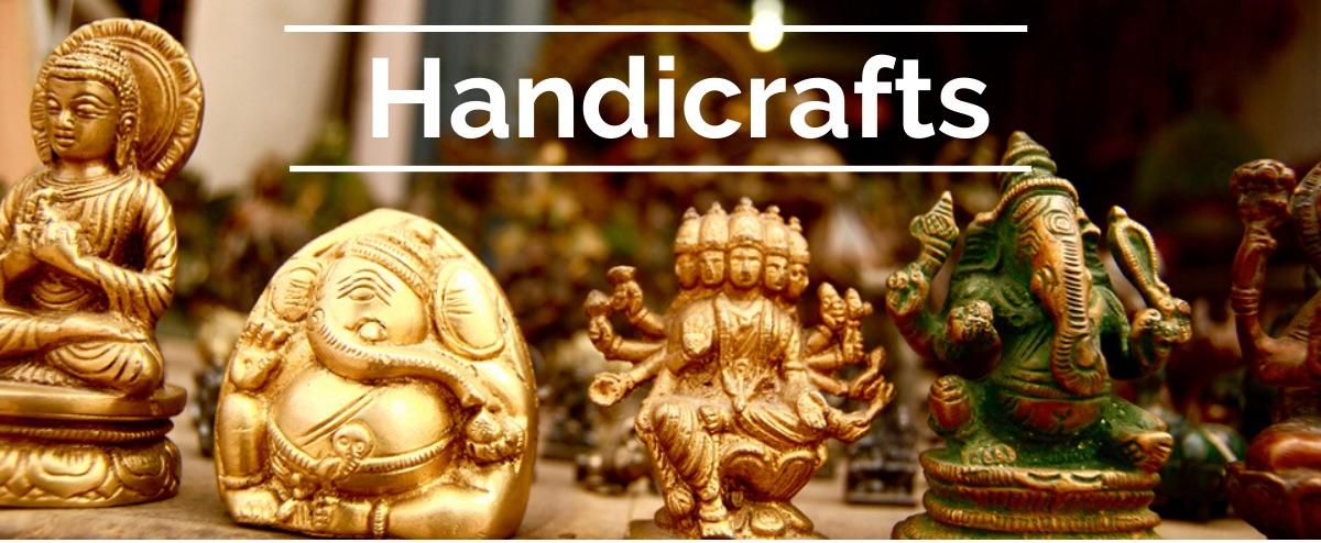 Handicrafts 1200x494