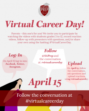 Virtual Career Day For Parents