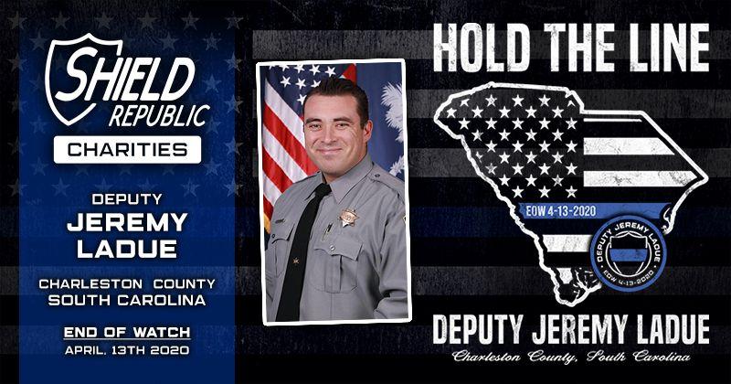 Shield Republic Deputy Jeremy Ladue Fundraiser