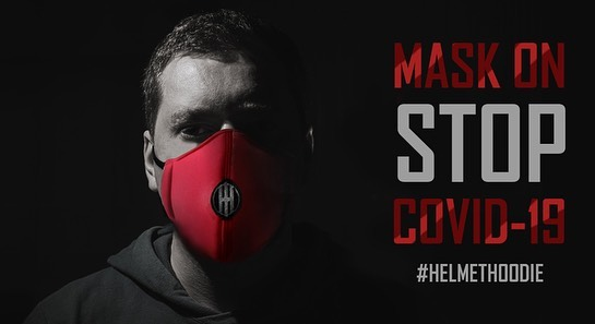 The Original Helmet Hoodie Face Mask