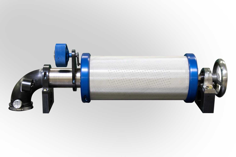 MECA Vacuum tension rolls