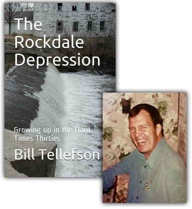 Rockdale Depression by Bill Tellefson (92 yrs old)