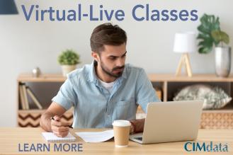 CIMdata PLM Core Virtual-Live Certificate Program