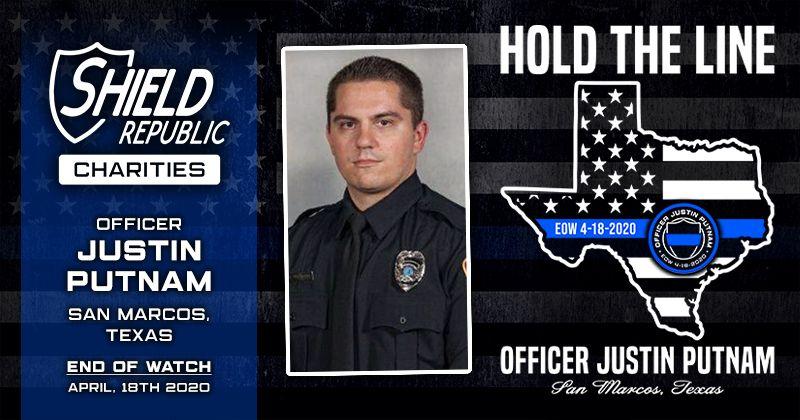 Shield Republic Officer Justin Putnam