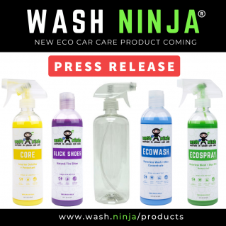 Wash Ninja New ECO Super Cleaner Detailing Product