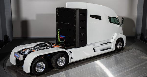 Ev Heavy Truck