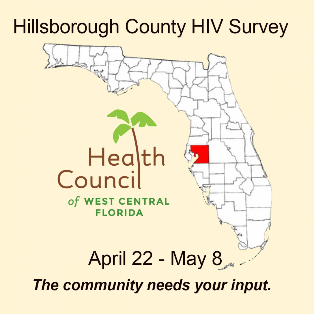 Hillsborough County Online Survey to Begin 4/22