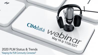 CIMdata PLM Webinar for May