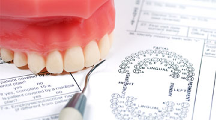 Dental And Medical Forms