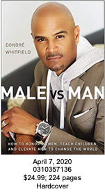 Dondré Whitfield Book Cover