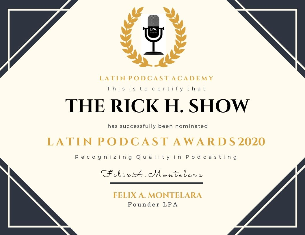 The Rick H Show