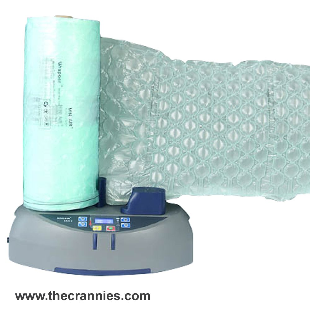 Air pillow machines experience rapid growth