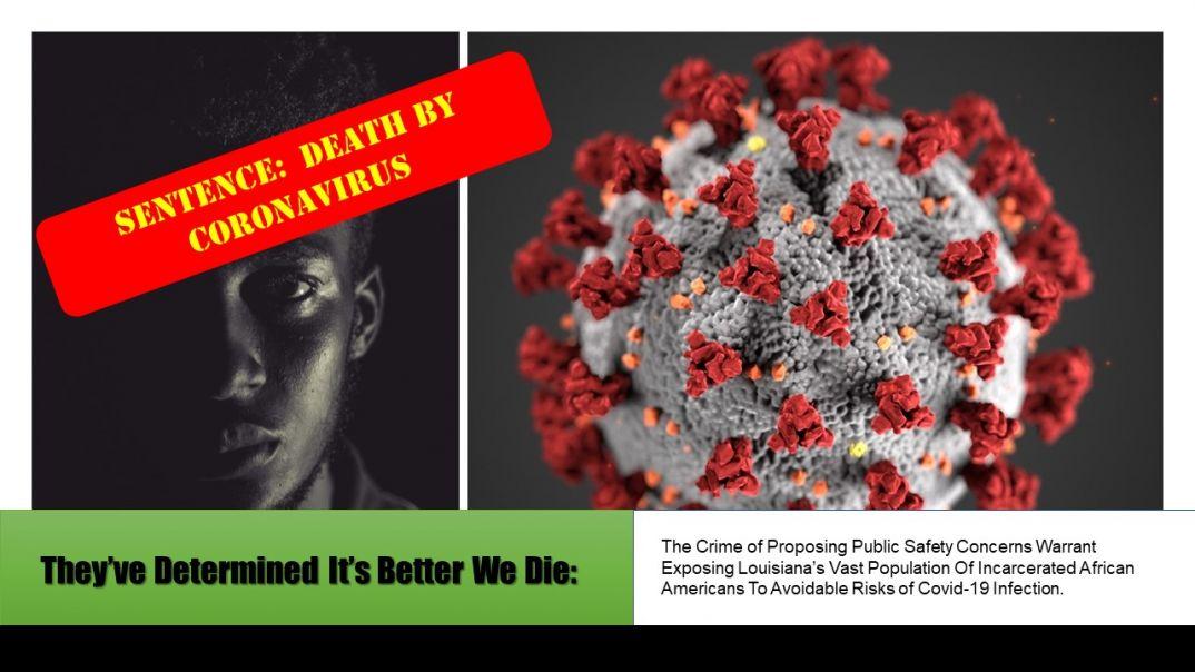 LUI's Fight COVID-19 Death Chambers Campaign