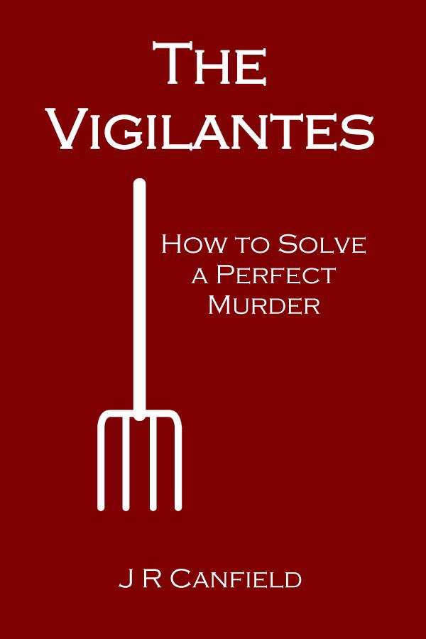 The Vigilantes ISBN 9781733812030
