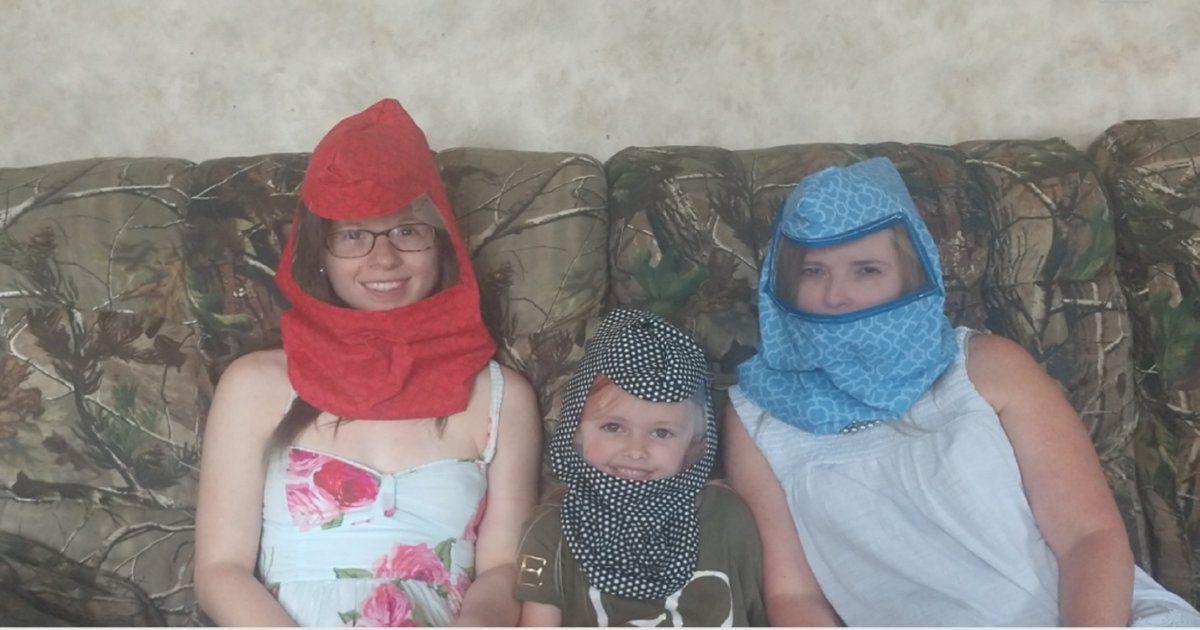 Miranda, Annalee and Kathy