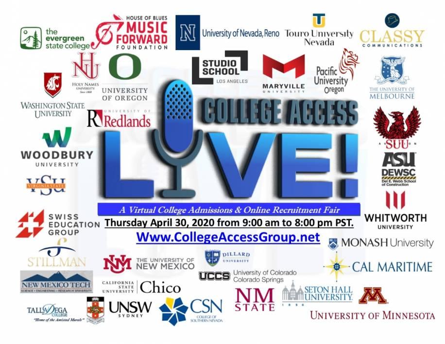 College Access Live