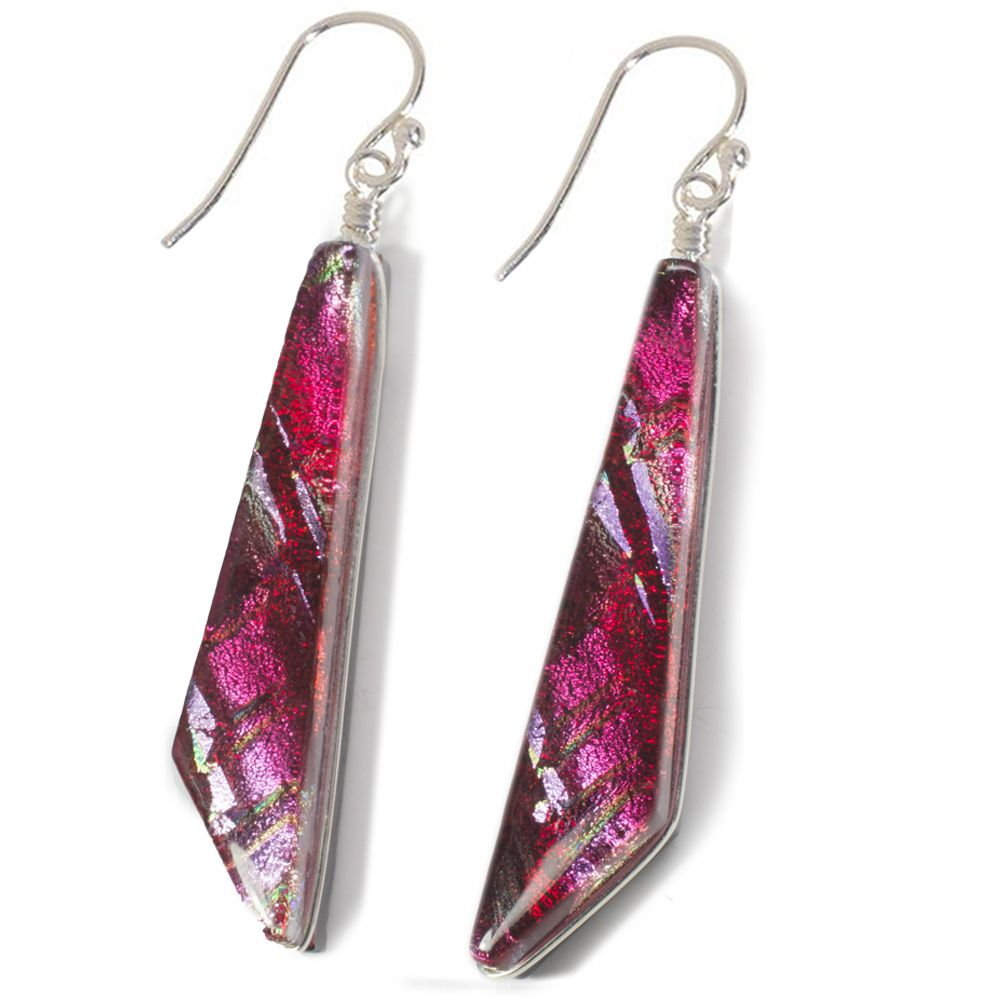 Merry Waterfalls Nickel Free Earrings -cheerful!